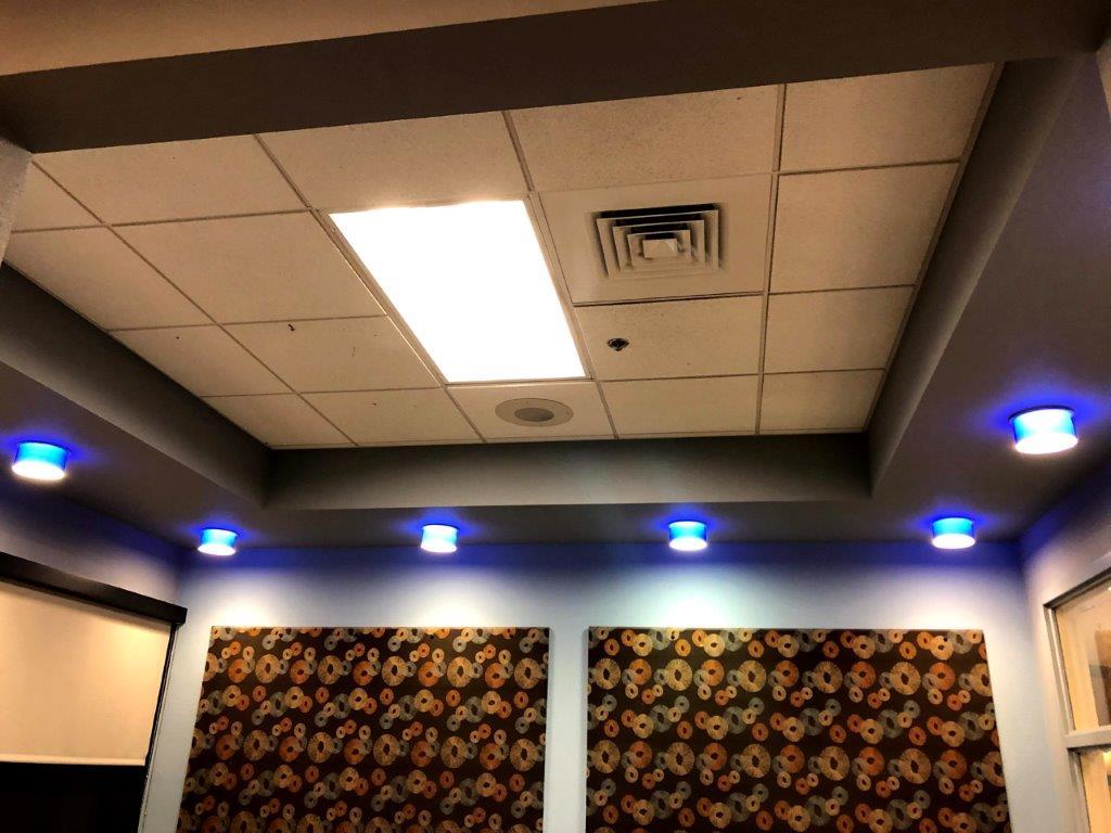 teen room lights